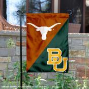 House Divided Garden Flag - UT Longhorns vs. BU Bears