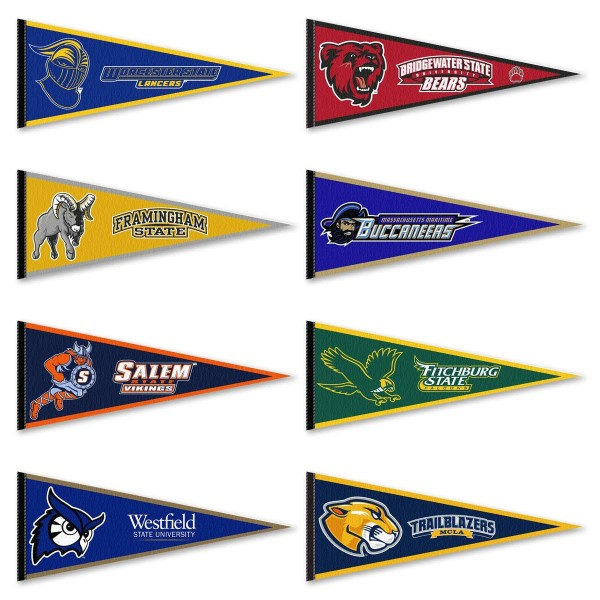 MASCAC Conference Pennant Set