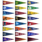 Historical Black College and University Pennant Set