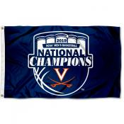 2019 Final Four National Champions Virginia Cavaliers 3x5 Foot Flag