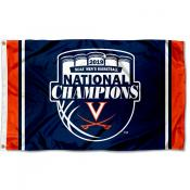 Basketball National Champions Virginia Cavaliers 3x5 Foot Flag