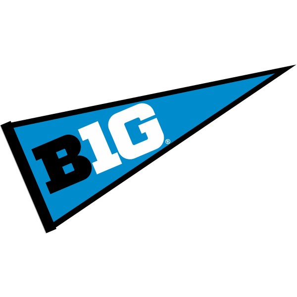 Pennant for the Big 10 Conference