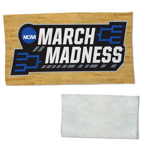 Locker Room Court Towel for March Madness
