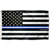 Emergency Medical Services Thin Line 3x5 Foot Flag
