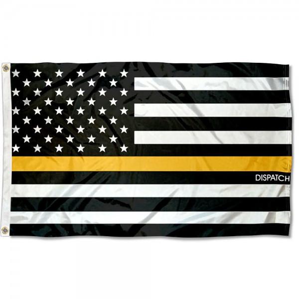 Dispatch Thin Line 3x5 Foot Flag
