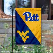 House Divided Garden Flag - Panthers vs Mountaineers