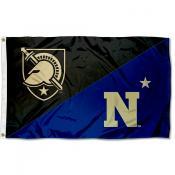 House Divided Flag - Army vs Navy
