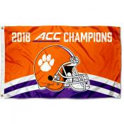 2018 ACC Football Champions Clemson 3x5 Foot Flag