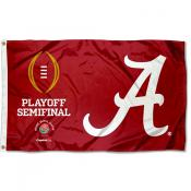 2020 CFP Football Semifinal Alabama Crimson Tide 3x5 Foot Flag
