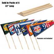 Pennant Sticks
