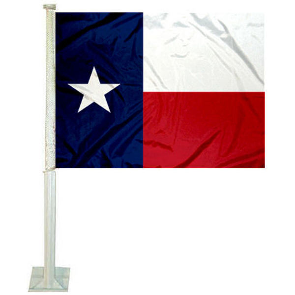 State of Texas Car Flag
