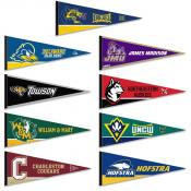 Colonial Athletic Association Pennant Set