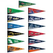 Conference USA Pennant Set
