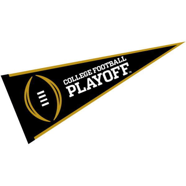 NCAA College Football Playoff Pennant