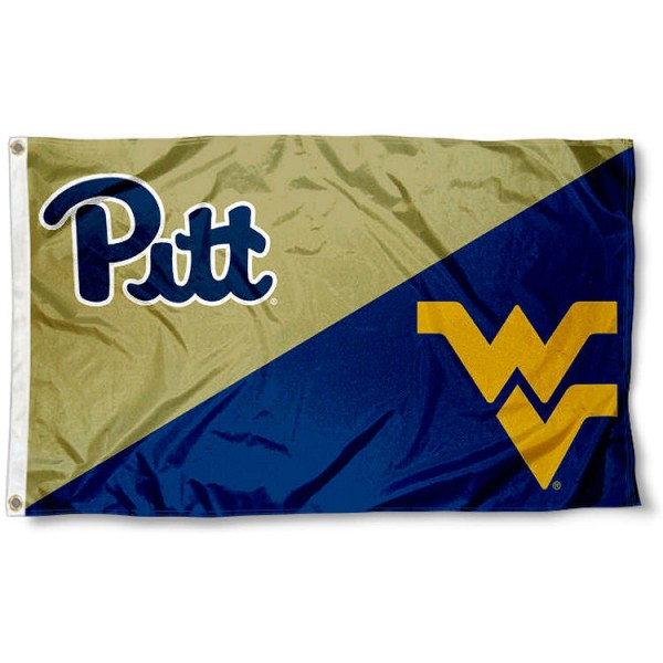 House Divided Flag - Panthers vs. Mountaineers
