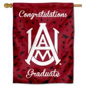 AAMU Bulldogs Graduation Banner