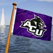 ACU Wildcats Boat Nautical Flag