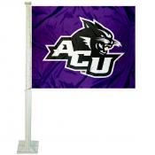 ACU Wildcats Car Flag