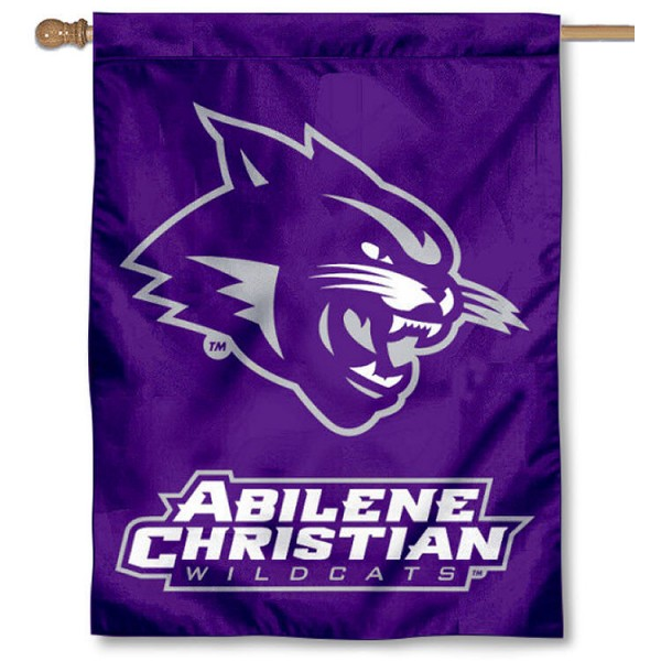 ACU Wildcats House Flag