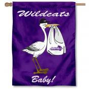 ACU Wildcats New Baby Banner