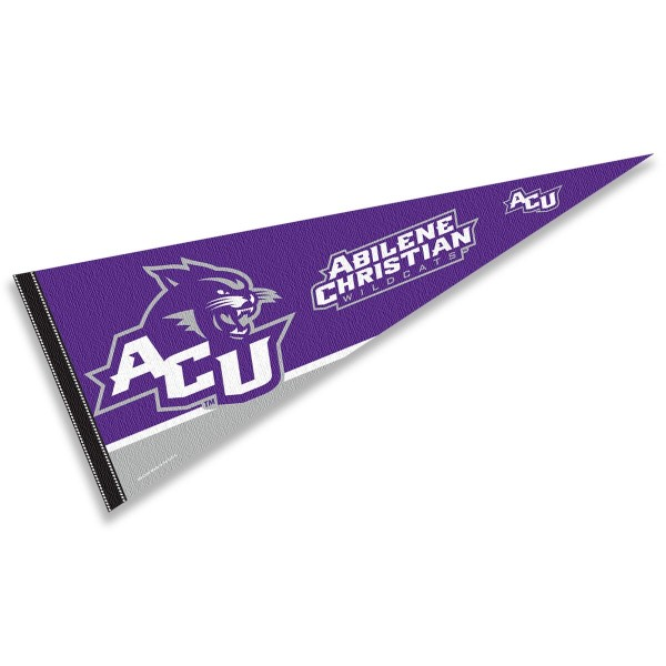 ACU Wildcats Pennant