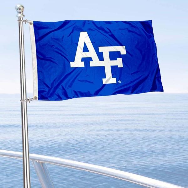 Air Force Falcons Boat Nautical Flag