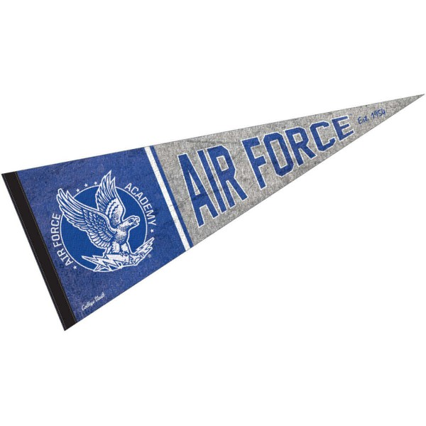 Air Force Falcons Falcons Pennant