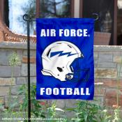 Air Force Falcons Football Garden Flag