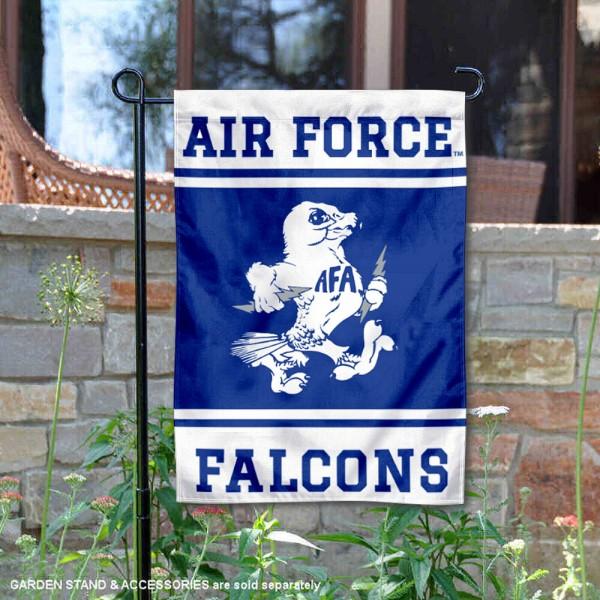 Air Force Falcons Garden Flag