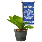 Air Force Falcons Mini Garden Flag Marker