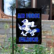 Air Force Falcons Throwback Garden Flag