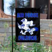 Air Force Falcons Throwback Garden Flag