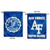 Air Force Fightin Falcons House Flag