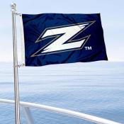 Akron Zips Boat Nautical Flag