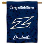 Akron Zips Graduation Banner