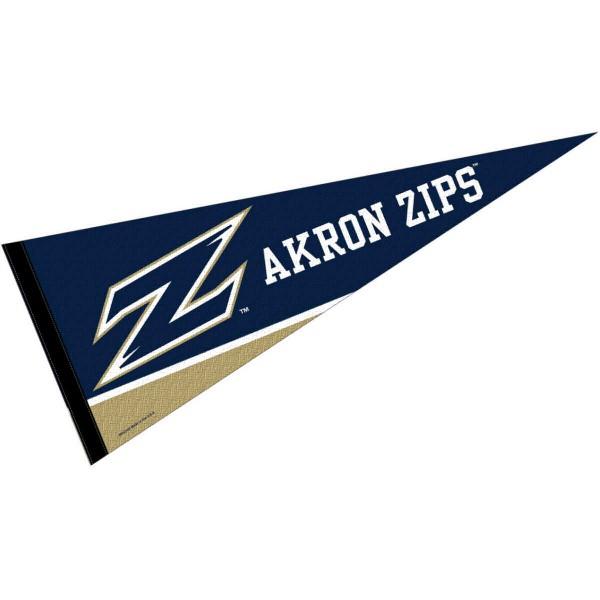 Akron Zips ROOS Pennant