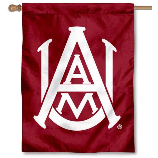 Alabama A&M AAMU Bulldogs House Flag