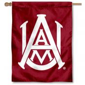 Alabama A&M AAMU Bulldogs House Flag