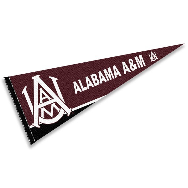 Alabama A&M AAMU Pennant