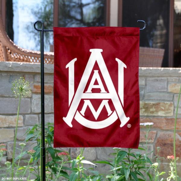 Alabama A&M Bulldogs Garden Flag