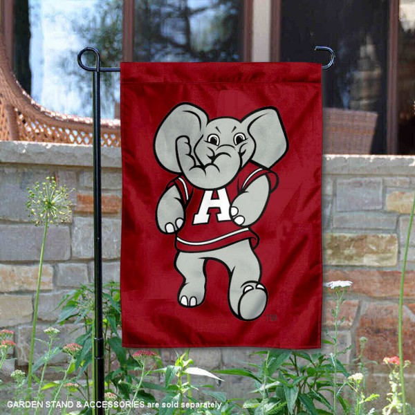 Alabama Big AL Logo Garden Banner