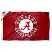 Alabama Crimson Tide 6 by 10 Foot Flag