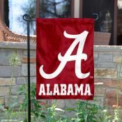 Alabama Crimson Tide A Garden Flag