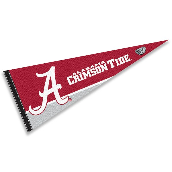 Alabama Crimson Tide A Logo Pennant