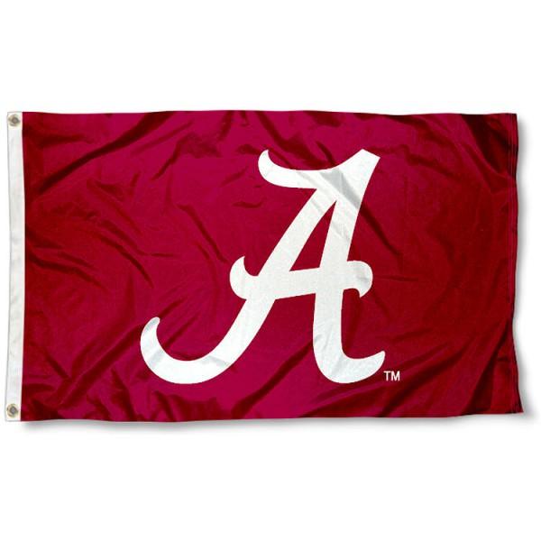 Alabama Crimson Tide Flag - Polyester
