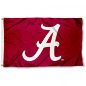 Alabama Crimson Tide Flag - Polyester