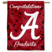Alabama Crimson Tide Graduation Banner