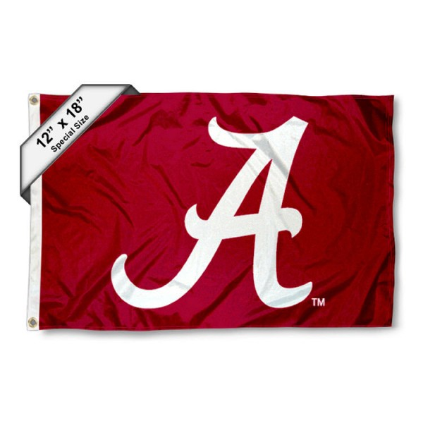 Alabama Crimson Tide Mini Flag
