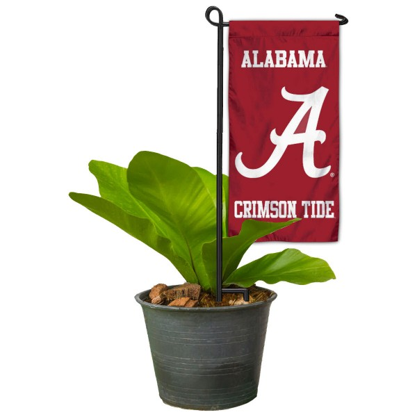 Alabama Crimson Tide Mini Garden Flag Marker