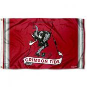 Alabama Crimson Tide Retro Vintage 3x5 Feet Banner Flag